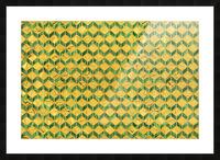 Geometric  XXXXIX  Picture Frame print