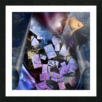 In a Dream Picture Frame print