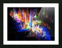 Aurora Picture Frame print