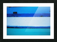 Boat - LXX Picture Frame print