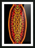 Shiva linga Picture Frame print