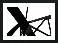 Bridge - XXIII Picture Frame print