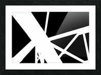 Bridge - XXV Picture Frame print