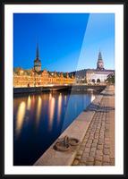 COPENHAGEN 04 Picture Frame print