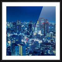 TOKYO 19 Picture Frame print