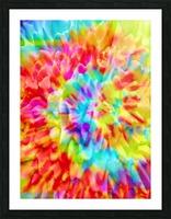 Fractal Art Picture Frame print