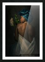 La fidelite Picture Frame print