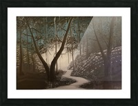 Idyll Picture Frame print
