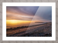 Glowing at la Bloc - CBHNP Picture Frame print