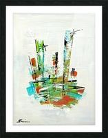 Primavera II Picture Frame print