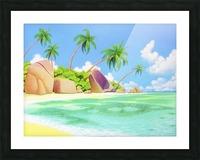 YASAWA  Picture Frame print