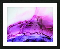 Ethereal Purple II Picture Frame print