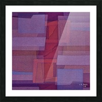 ABSTRACTART04_1594078903.3337 Picture Frame print