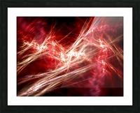 Hidden deep Picture Frame print