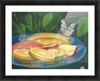 feast Picture Frame print