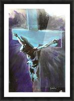 Jesus Picture Frame print