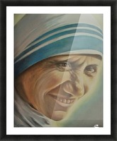 Mother Teresa (c) Picture Frame print