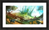 Looking for Dorothy Picture Frame print