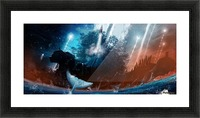 The Stars Are Our Destination Picture Frame print