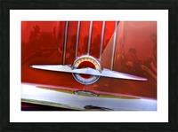 Pontiac Picture Frame print