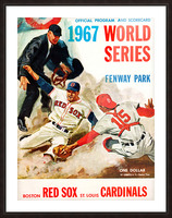 Vintage Heinz Ketchup Ad  Picture Frame print