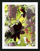 Mixed Floral Arrangement 200719 Picture Frame print