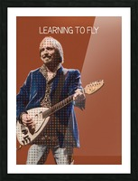 Learning To Fly   Tom Petty & the Heartbreakers Picture Frame print