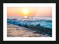 Morning Break Picture Frame print