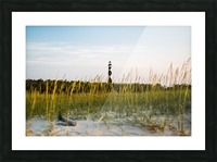 Lighthouse at Dawn Picture Frame print