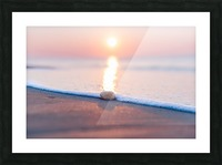 Touch of Light  Picture Frame print