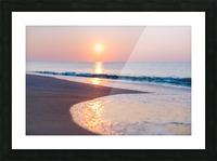 Seashore Bliss Picture Frame print
