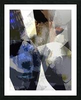 S I E N A Picture Frame print