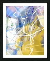 L O A Picture Frame print