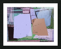 Urban Picture Frame print