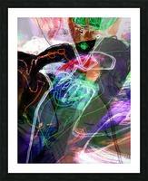 A Z E A Picture Frame print