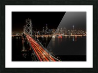 Sinner City Picture Frame print