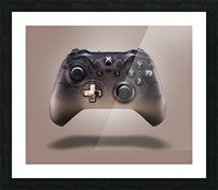 Gaming Controller v2 [extra large] Picture Frame print