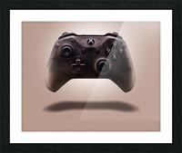 Gaming Controller v1 Picture Frame print