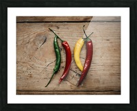 Spice it  Picture Frame print