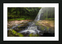 The beauty of Blaen y Glyn  Picture Frame print