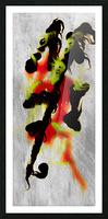 Zen Art1 Picture Frame print