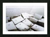 Sugar cubes Picture Frame print