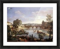Castel Sant'Angelo Picture Frame print