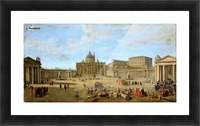 Kunsthistorisches Museum Picture Frame print