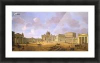 Stichting Vrienden Picture Frame print