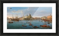 A view of Venice Picture Frame print