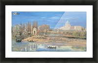 Castle of Sant Angelo Picture Frame print