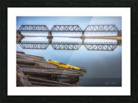 Double pont Impression et Cadre photo