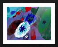 Stargazing Picture Frame print