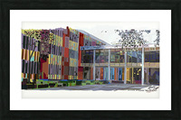 University of Florida College of Art Picture Frame print